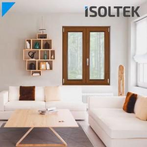 Linea ISOLTEK - Finestre in PVC