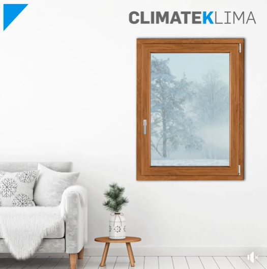 Linea CLIMATEK Klima - Finestre in PVC (CasaClima)